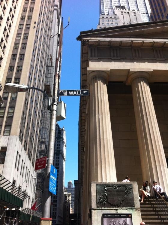 Wall Street!