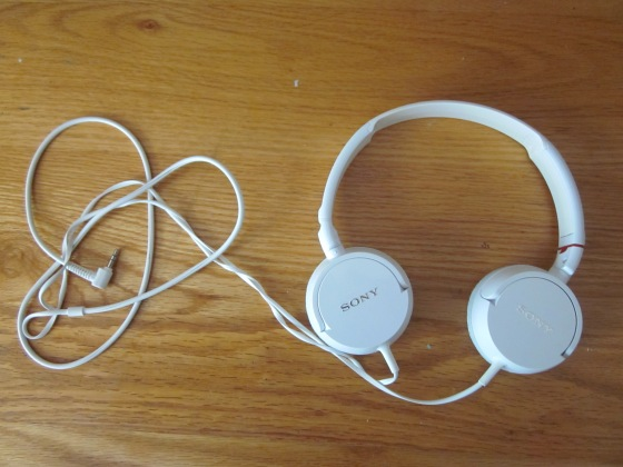 Sony MDR-ZX100 ZX Series Headphones